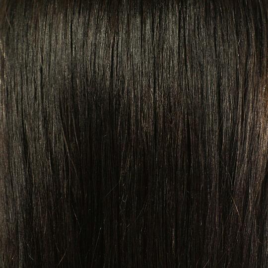 Natural Black close up foto kleur
