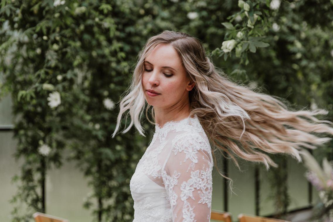 Het perfecte bruidskapsel op je droombruiloft